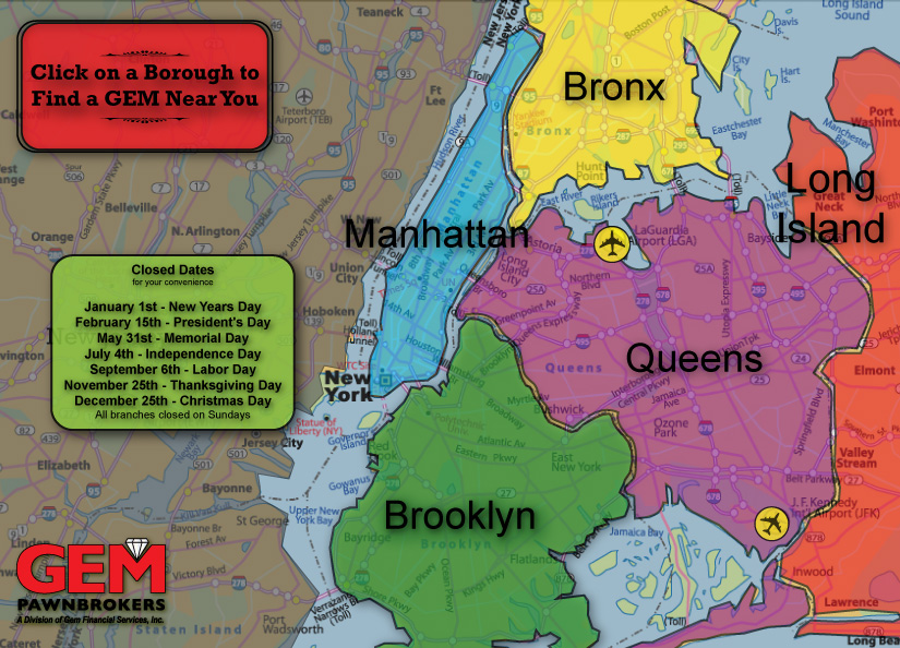 Mapofboroughsjpg - New york city map with boroughs